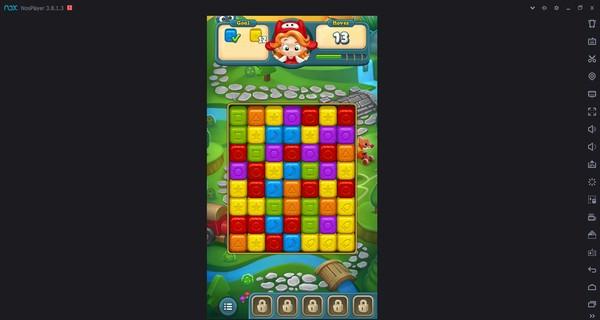 Запуск игры через Nox App Player