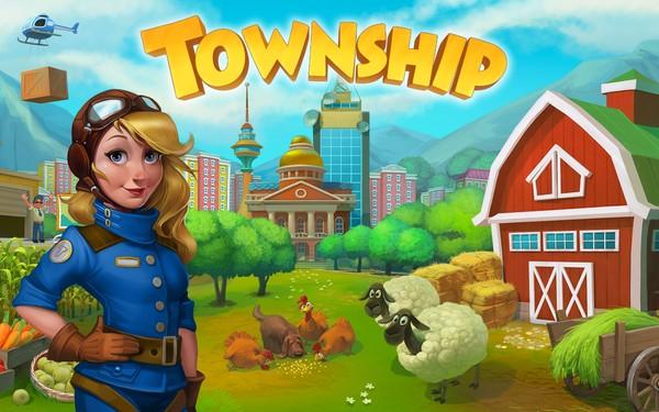 Скачать Township на компьютер