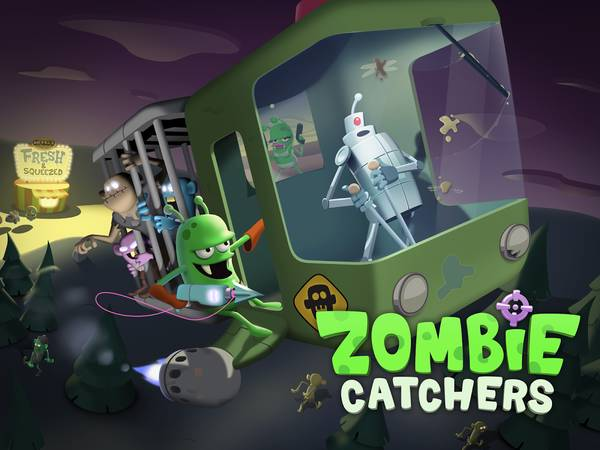 Zombie Catchers игра