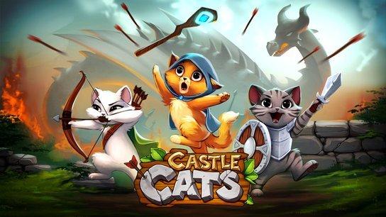 Castle Cats на компьютер