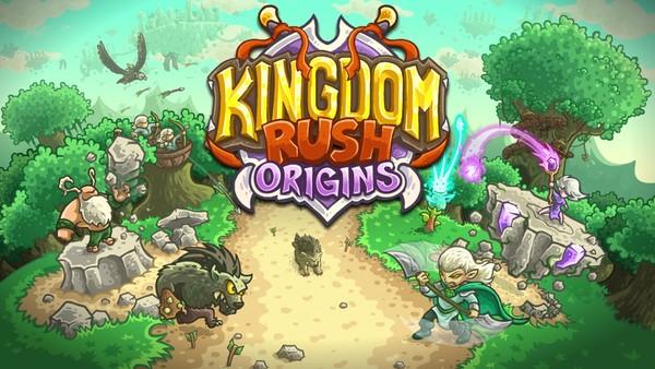 Kingdom Rush Origins заставка игры