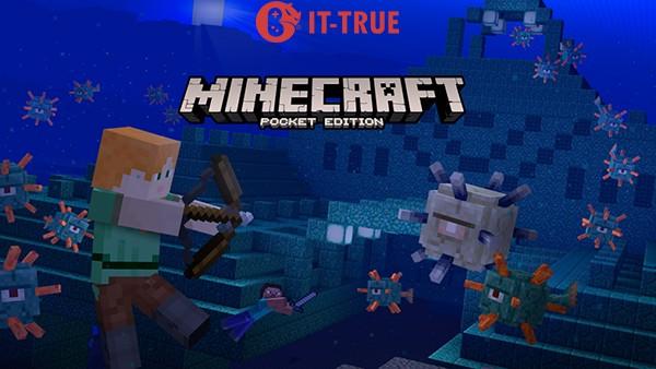 Minecraft Pocket Edition на компьютер