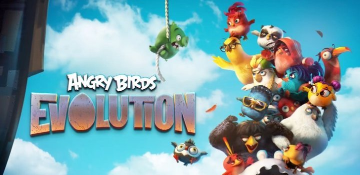 Angry Birds Evolution на компьютер