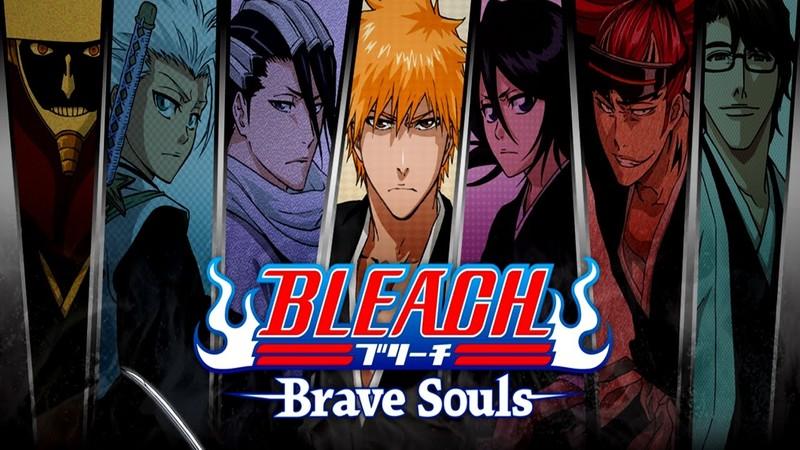 Bleach Brave Souls на ПК