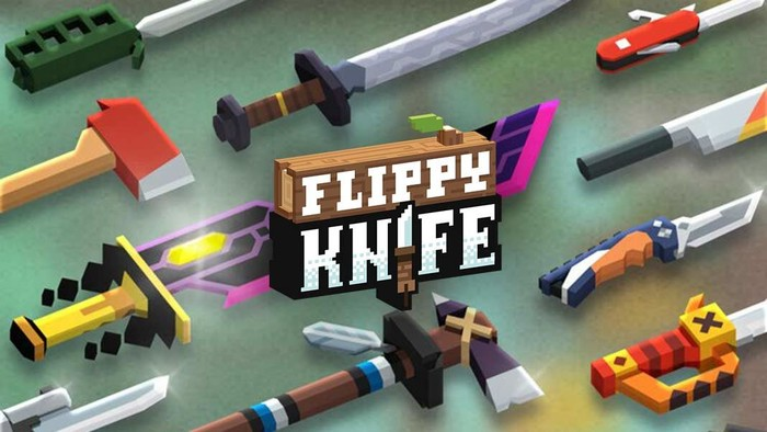 Flippy Knife все ножи