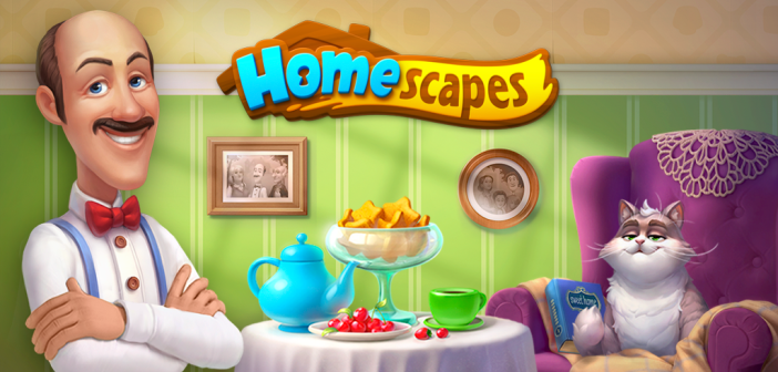 Homescapes как получить звезды