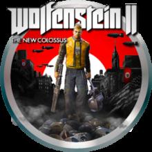 Wolfenstein 2: The New Colossus рассыпается текст и графика
