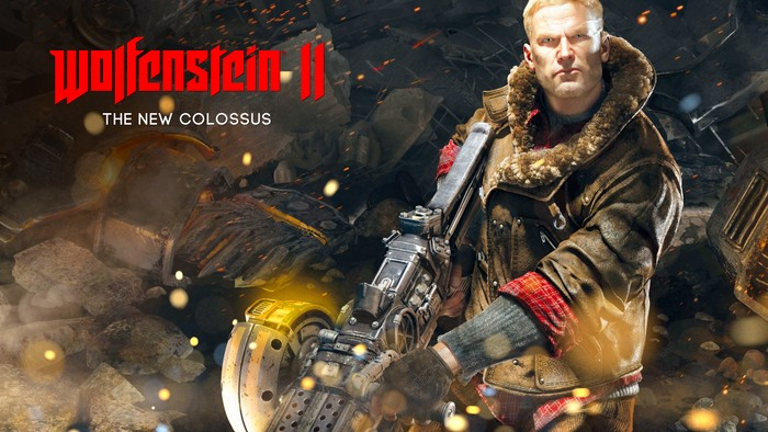 Wolfenstein 2: The New Colossus failed to allocate video memory