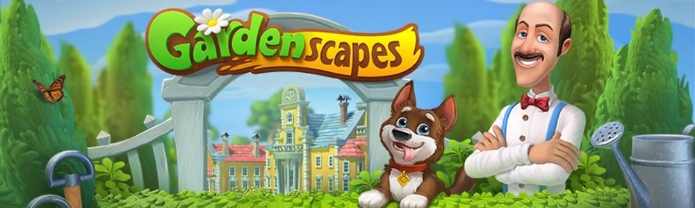 Gardenscapes как проходить уровни в игре