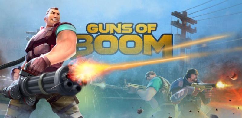 Guns of Boom секреты