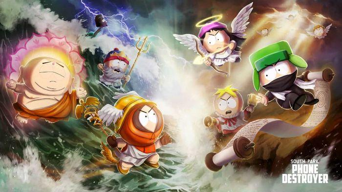 South Park: Phone Destroyer колоды