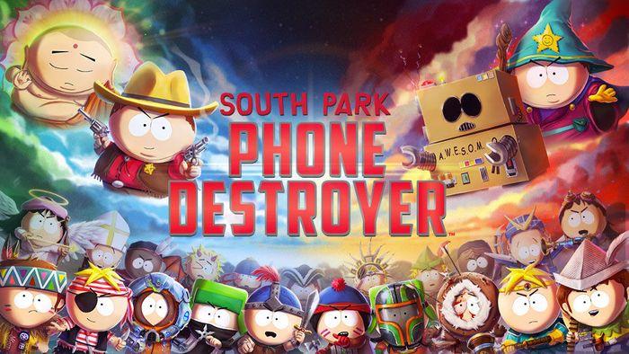 South Park: Phone Destroyer ошибка google play подключение отсутствует