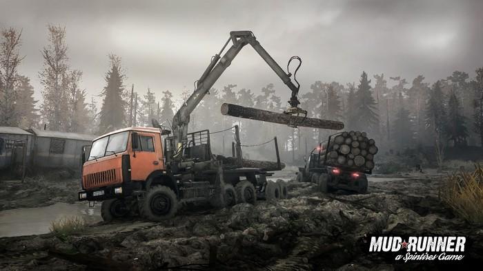 Как сменить язык в игре Spintires: MudRunner на русский