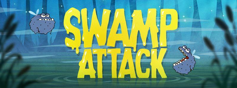 Swamp Attack секреты прохождения