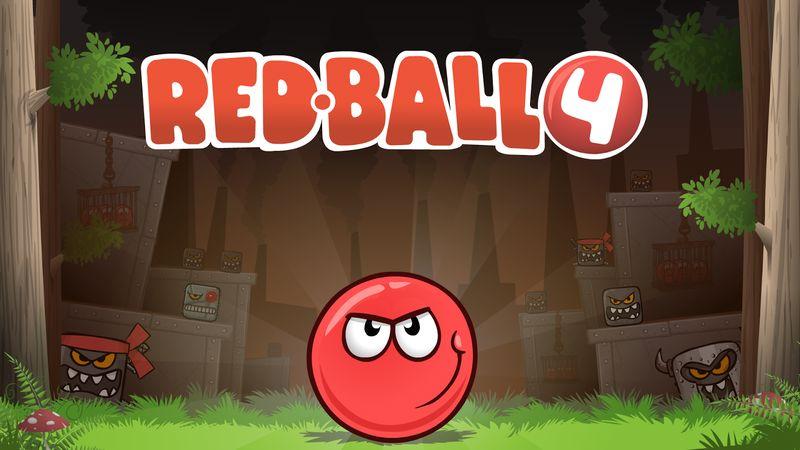 Как проходить игру Red Ball 4