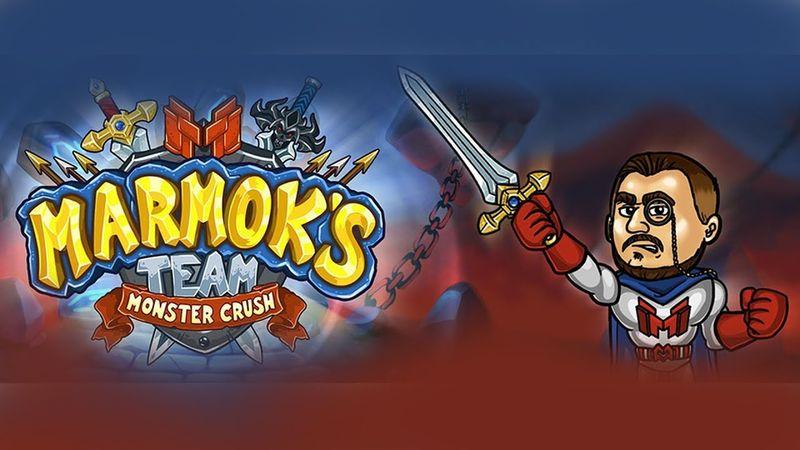 Marmok's Team Monster Crush на ПК