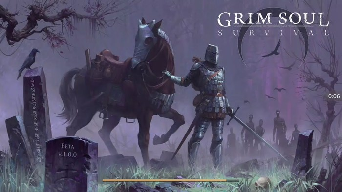 Grim Soul: Dark Fantasy Survival на ПК