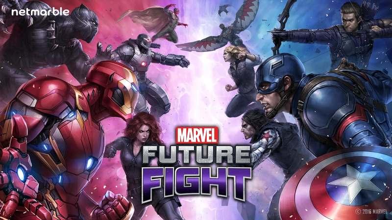 MARVEL Future Fight - гайд как прокачивать героев