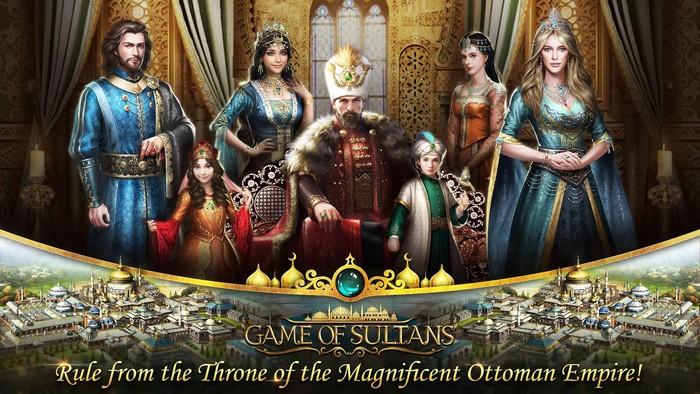 Великий султан прохождение заданий