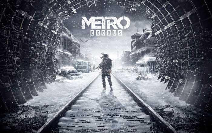 Прохождение Metro Exodus на русском языке