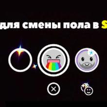 Как называется фильтр меняющий пол в Снапчат и маска ребенка