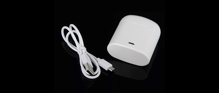 Зарядка через USB-кабель