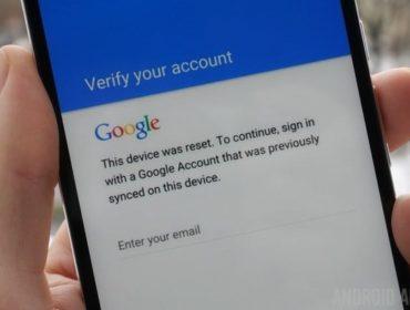 Как отвязать аккаунт Гугл от телефона после сброса настроек